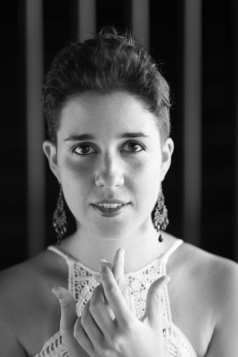 Rosalia Gomez Lasheras, foto: Alexander Zeverijn